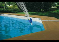 Fontana per piscine