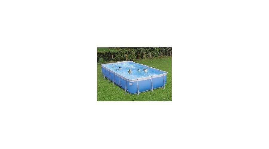 Piscine Fuori Terra Rettangolari Prefabbricate: Modelli – Poolmaster