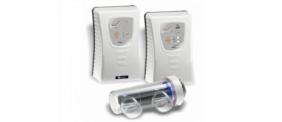 Sterilizzatori a Sale per Impianti Elettrolisi per Piscina - Poolmaster