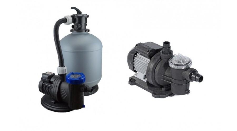 Vendita Online Pompe e Filtri a Sabbia per Piscine - Poolmaster