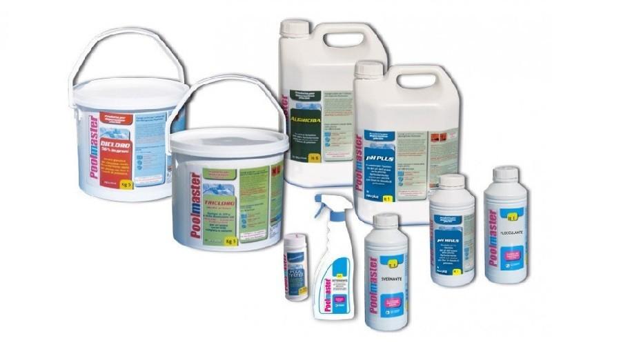 Prodotti Chimici per Depurazione Piscine – Poolmaster